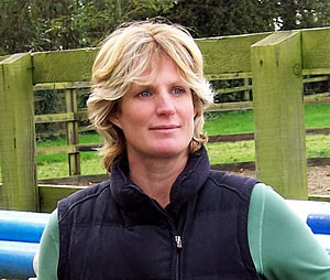 Sophie Martindale British Eventing Accredited riding instructor with eventing horses for sale